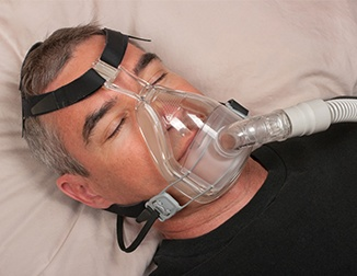 CPAP-device